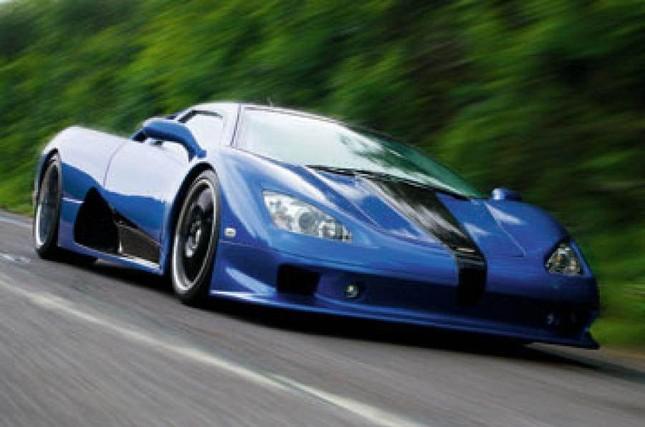 Top 8 siêu xe nhanh nhất hành tinh ảnh 4