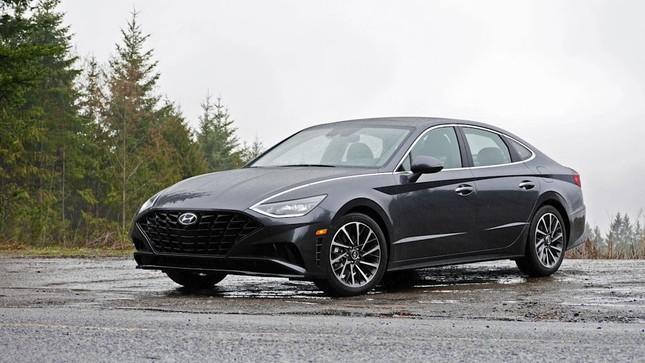 Hyundai Sonata thế hệ mới bị triệu hồi do lỗi phần mềm ảnh 1