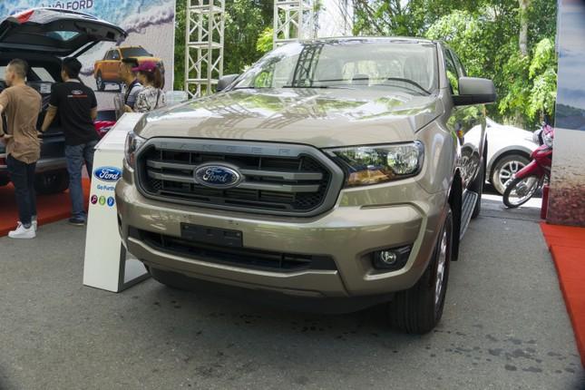 Ford triệu hồi hơn 11.000 xe bán tải và SUV tại Việt Nam ảnh 1
