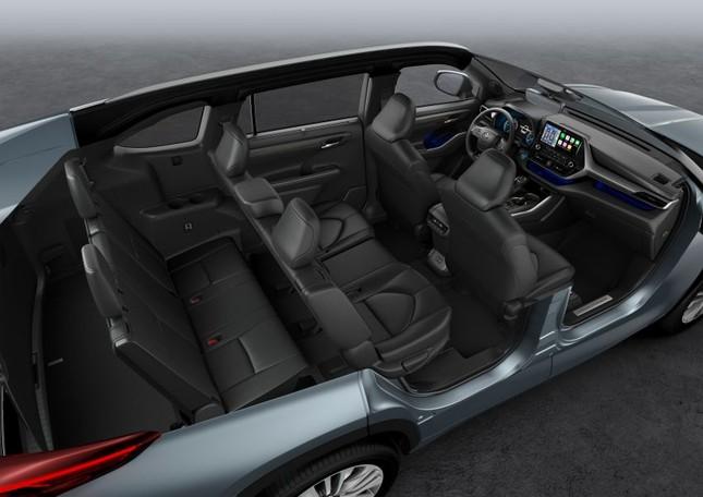 Toyota Highlander thế hệ mới ra mắt thị trường châu Âu ảnh 3