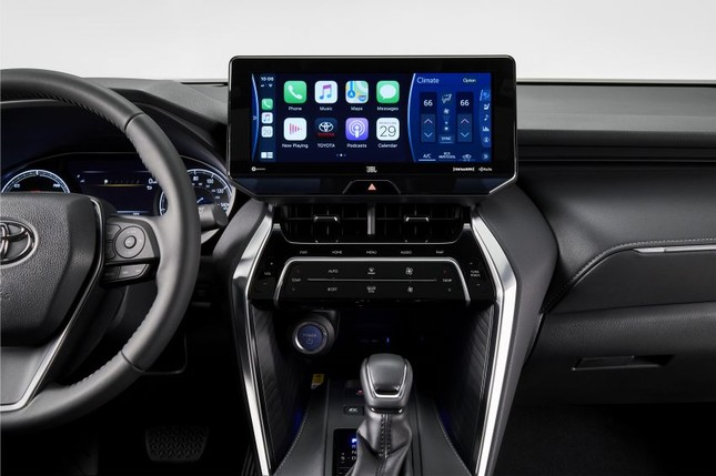 Toyota Venza thế hệ mới ra mắt tại Mỹ ảnh 10