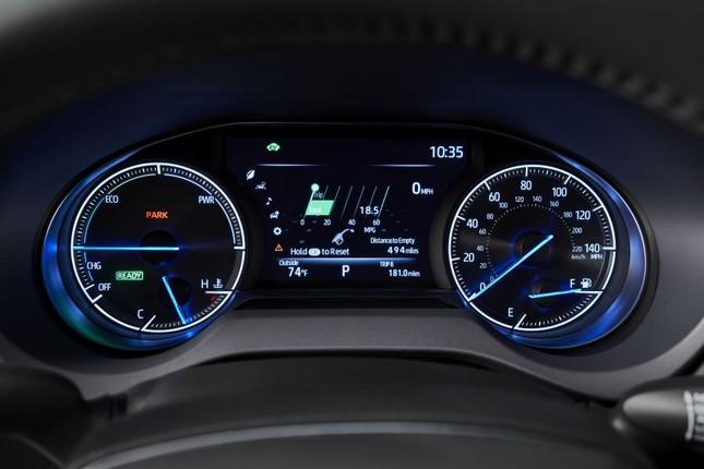 Toyota Venza thế hệ mới ra mắt tại Mỹ ảnh 11