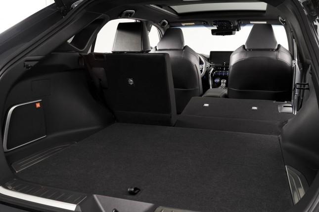 Toyota Venza thế hệ mới ra mắt tại Mỹ ảnh 14