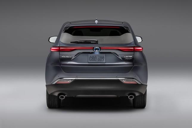 Toyota Venza thế hệ mới ra mắt tại Mỹ ảnh 5