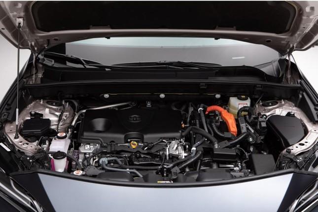 Toyota Venza thế hệ mới ra mắt tại Mỹ ảnh 16