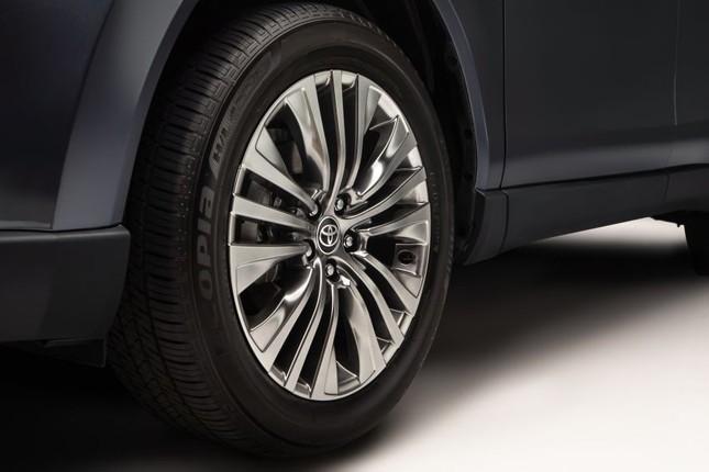 Toyota Venza thế hệ mới ra mắt tại Mỹ ảnh 8
