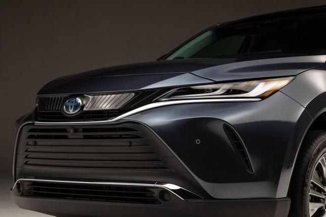 Toyota Venza thế hệ mới ra mắt tại Mỹ ảnh 6
