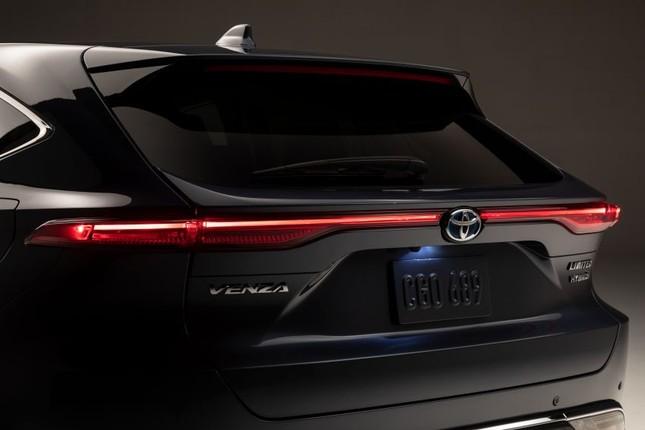 Toyota Venza thế hệ mới ra mắt tại Mỹ ảnh 7
