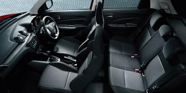 Suzuki Swift 2020 giá từ 333 triệu đồng tại Nhật Bản ảnh 5