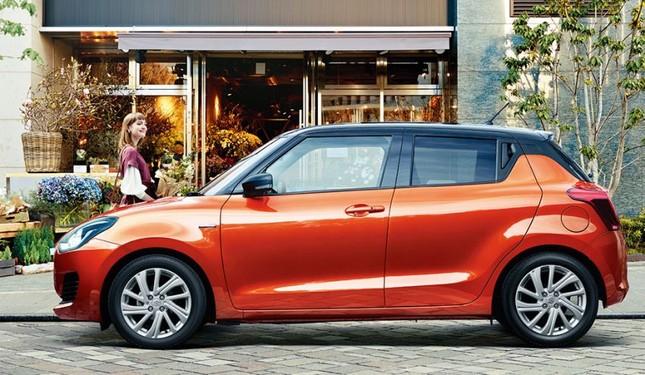 Suzuki Swift 2020 giá từ 333 triệu đồng tại Nhật Bản ảnh 2