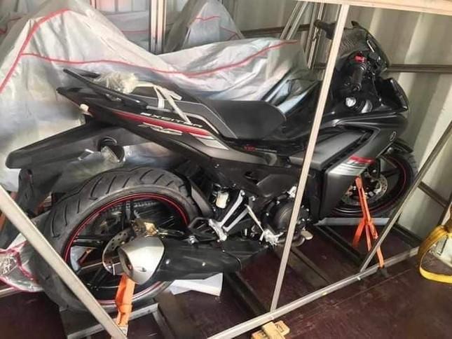 Yamaha Exciter mới lộ ảnh, trang bị động cơ 155 cc? ảnh 1