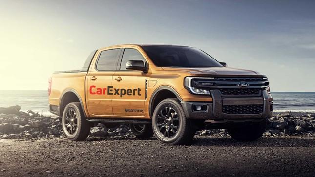 Ford Ranger thế hệ mới rò rỉ các thông số kỹ thuật ảnh 1