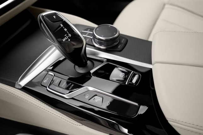 BMW Series 5 2021 xuất hiện chính thức với nhiều nâng cấp nhỏ ảnh 4