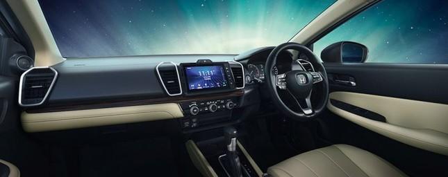 Honda City 2020 thêm nhiều trang bị, lộ diện tại Ấn Độ ảnh 1
