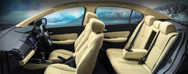 Honda City 2020 thêm nhiều trang bị, lộ diện tại Ấn Độ ảnh 2