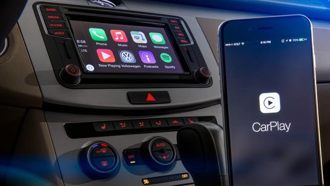 BMW Series 5 2021 có thể mở khóa bằng iPhone ảnh 1