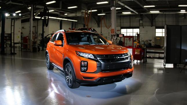 Mitsubishi 'xoay trục', dồn lực vào thị trường Đông Nam Á ảnh 1