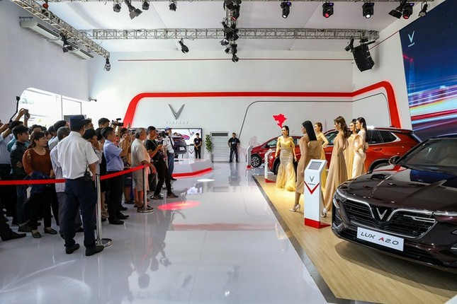 Huỷ bỏ triển lãm ô tô lớn nhất Việt Nam năm 2020 ảnh 1