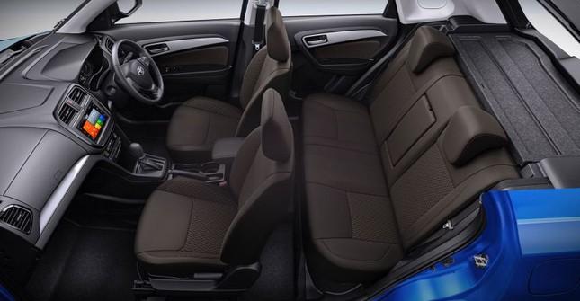 SUV cỡ nhỏ hoàn toàn mới của Toyota ra mắt tại Ấn Độ ảnh 2