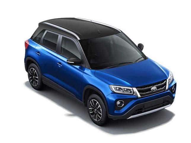 SUV cỡ nhỏ hoàn toàn mới của Toyota ra mắt tại Ấn Độ ảnh 1