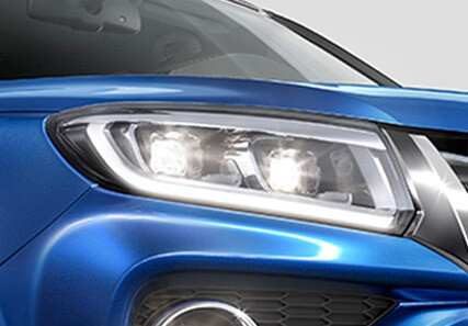 SUV cỡ nhỏ hoàn toàn mới của Toyota ra mắt tại Ấn Độ ảnh 4