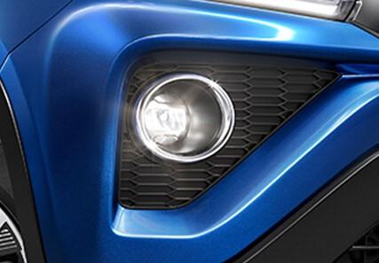 SUV cỡ nhỏ hoàn toàn mới của Toyota ra mắt tại Ấn Độ ảnh 5