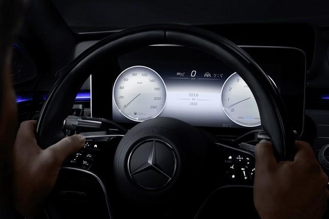 Mercedes-Benz S-Class thế hệ mới có thể tự vận hành ảnh 15
