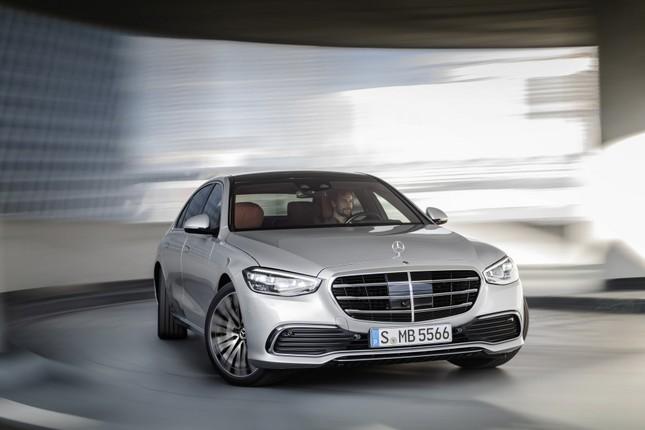 Mercedes-Benz S-Class thế hệ mới có thể tự vận hành ảnh 7