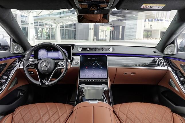 Mercedes-Benz S-Class thế hệ mới có thể tự vận hành ảnh 1