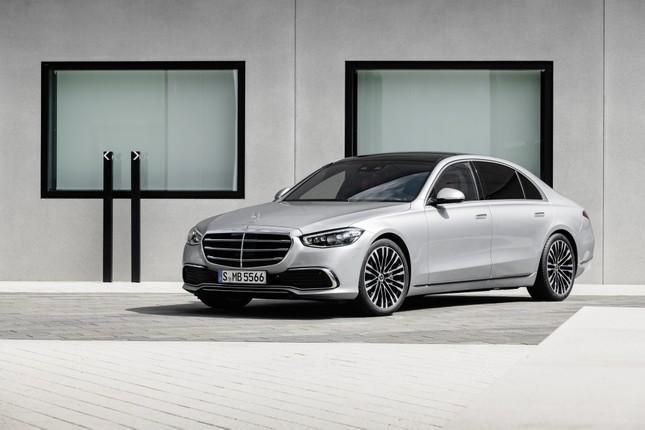 Mercedes-Benz S-Class thế hệ mới có thể tự vận hành ảnh 4