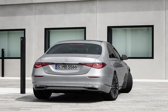 Mercedes-Benz S-Class thế hệ mới có thể tự vận hành ảnh 6