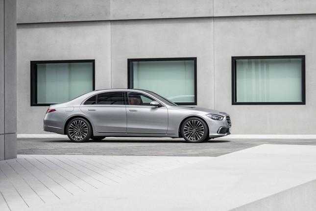 Mercedes-Benz S-Class thế hệ mới có thể tự vận hành ảnh 5