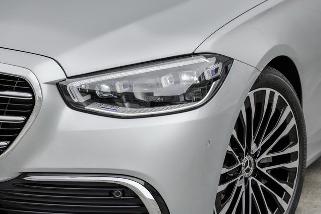 Mercedes-Benz S-Class thế hệ mới có thể tự vận hành ảnh 9
