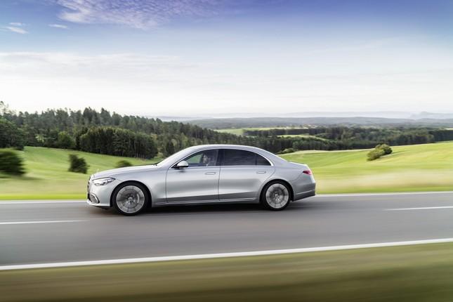 Mercedes-Benz S-Class thế hệ mới có thể tự vận hành ảnh 2
