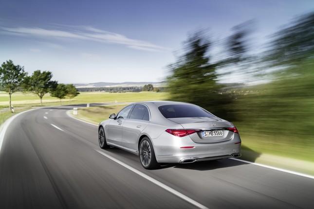 Mercedes-Benz S-Class thế hệ mới có thể tự vận hành ảnh 3