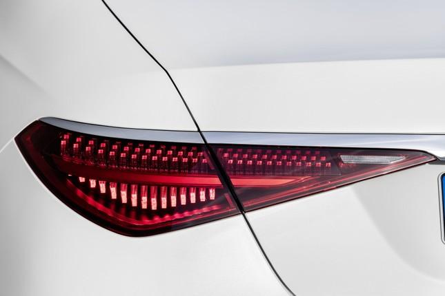 Mercedes-Benz S-Class thế hệ mới có thể tự vận hành ảnh 12