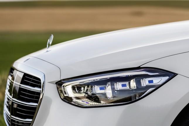 Mercedes-Benz S-Class thế hệ mới có thể tự vận hành ảnh 10