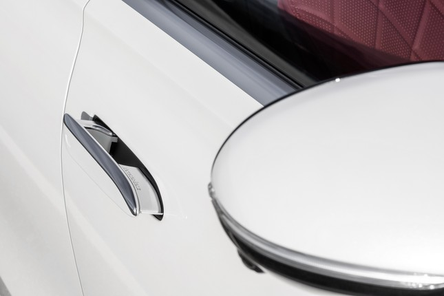 Mercedes-Benz S-Class thế hệ mới có thể tự vận hành ảnh 11