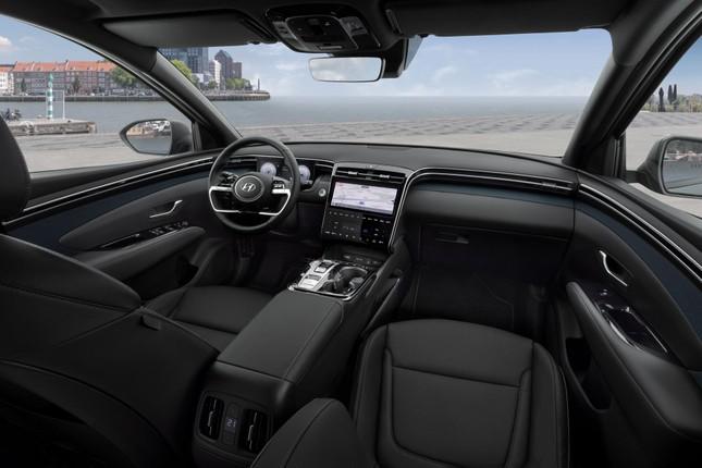 Hyundai Tucson 'lột xác' về diện mạo ở thế hệ mới ảnh 2