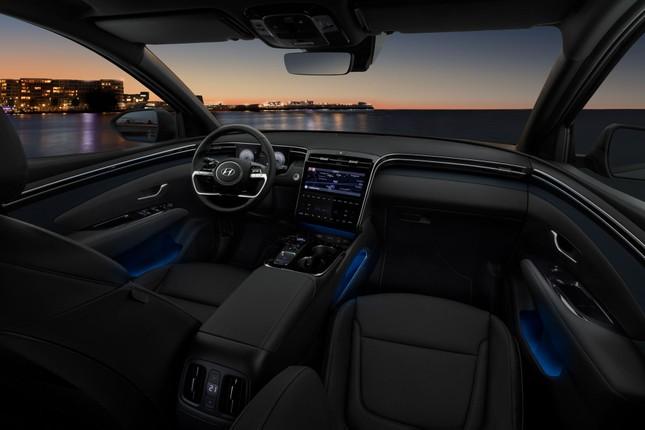 Hyundai Tucson 'lột xác' về diện mạo ở thế hệ mới ảnh 7