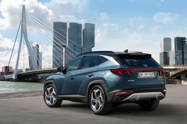 Hyundai Tucson 'lột xác' về diện mạo ở thế hệ mới ảnh 1