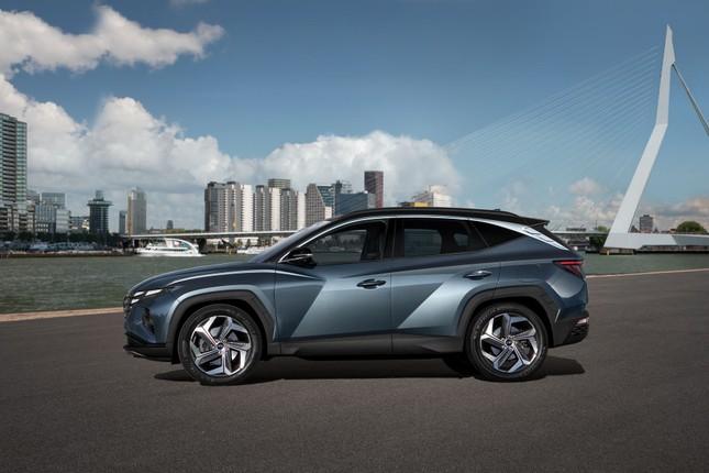 Hyundai Tucson 'lột xác' về diện mạo ở thế hệ mới ảnh 5