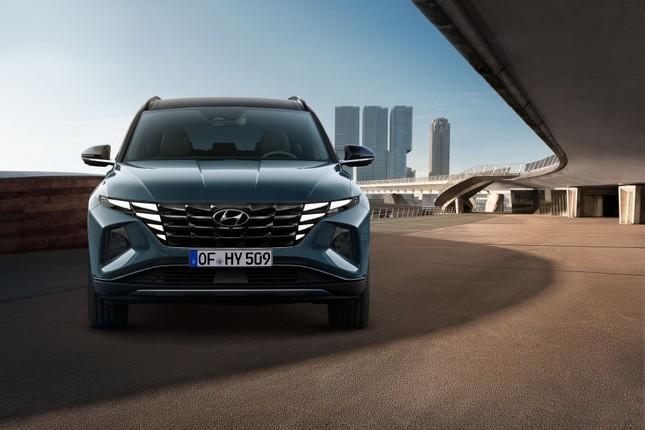 Hyundai Tucson 'lột xác' về diện mạo ở thế hệ mới ảnh 4