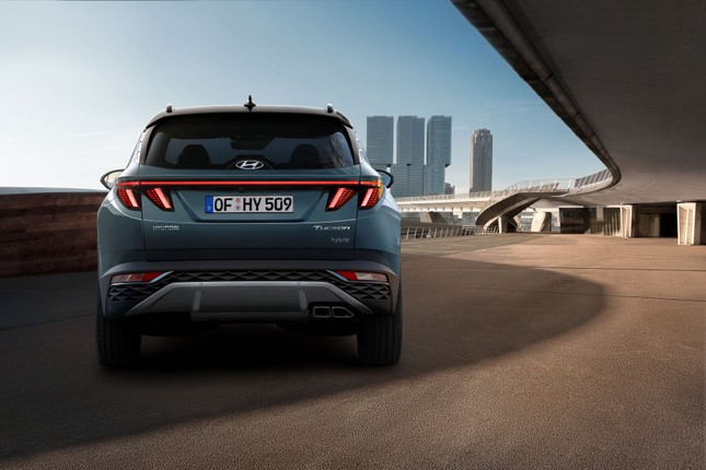 Hyundai Tucson 'lột xác' về diện mạo ở thế hệ mới ảnh 6