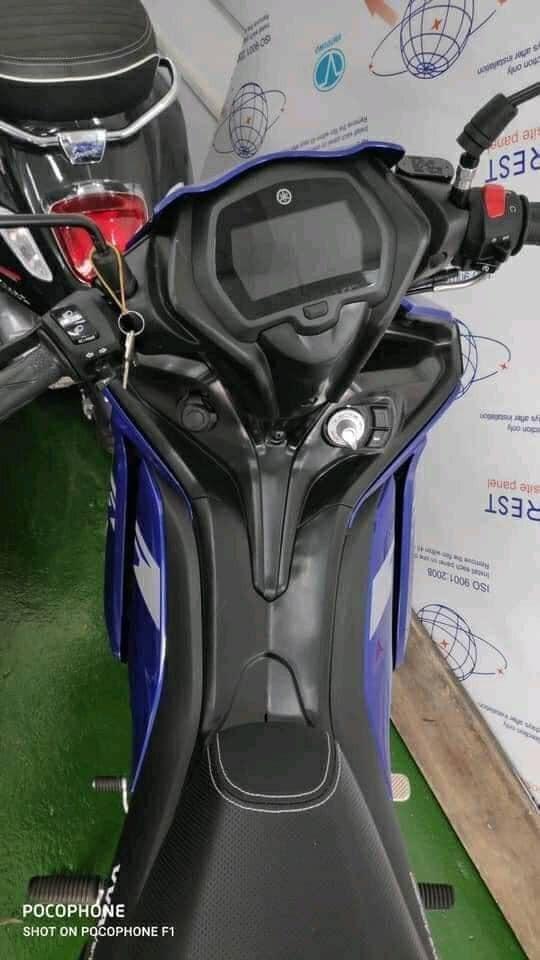 Yamaha Exciter mới bất ngờ lộ ảnh, ra mắt đầu năm sau? ảnh 3