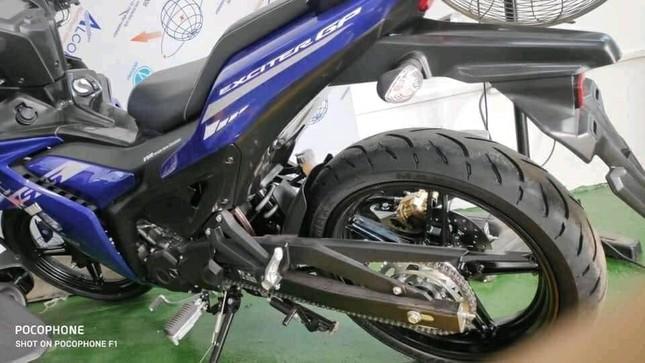 Yamaha Exciter mới bất ngờ lộ ảnh, ra mắt đầu năm sau? ảnh 4