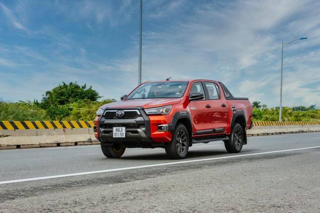 Dàn SUV Toyota 'bung sức' trong hành trình Hà Nội - Quảng Ninh ảnh 6
