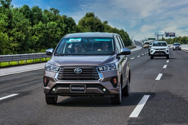 Dàn SUV Toyota 'bung sức' trong hành trình Hà Nội - Quảng Ninh ảnh 8