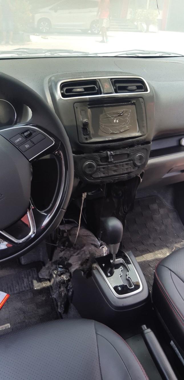 Mitsubishi Attrage cháy khoang nội thất, hãng kết luận thế nào? ảnh 2