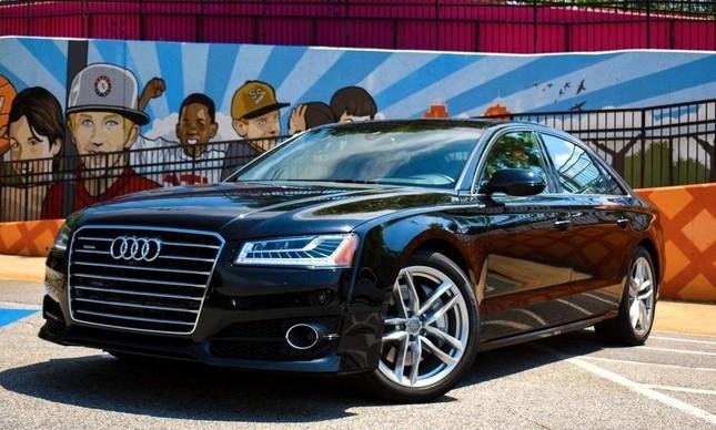 Audi triệu hồi loạt xe A8L tại Việt Nam do lỗi ở cụm động cơ ảnh 1